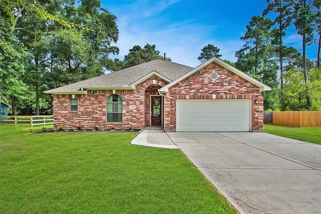 6418 Mahogany Way, Magnolia, TX 77354 (MLS #54072717) :: Keller Williams Realty