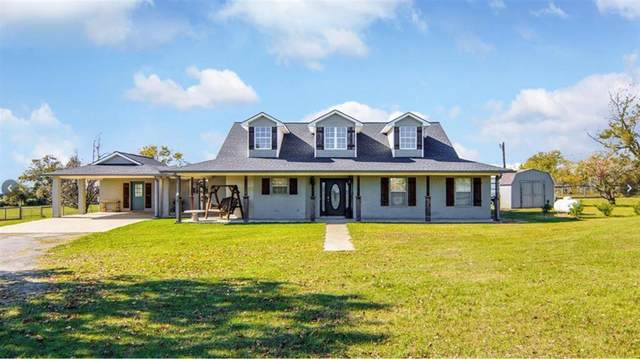 15384 S Highway 6, Navasota, TX 77868 (MLS #54087141) :: The Bly Team