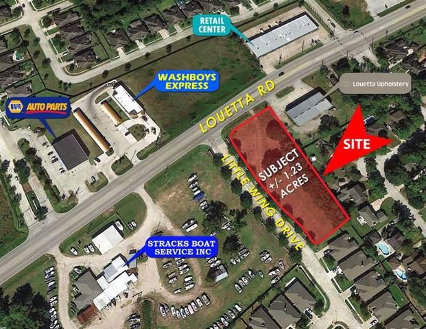 2929 Louetta Road, Spring, TX 77388 (MLS #54091909) :: TEXdot Realtors, Inc.