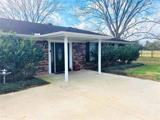 1305 W Leblanc Street, Winnie, TX 77665 (MLS #54099544) :: Michele Harmon Team