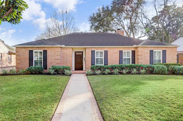 10023 Overbrook Lane, Houston, TX 77042 (MLS #54104942) :: Texas Home Shop Realty