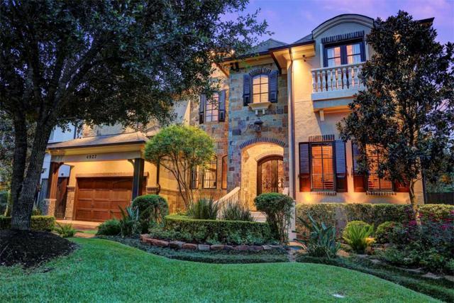 4927 Holt Street, Bellaire, TX 77401 (MLS #54115395) :: Oscar Fine Properties