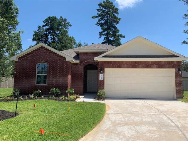 2302 Fallen Willow, Conroe, TX 77301 (MLS #54118885) :: The Home Branch