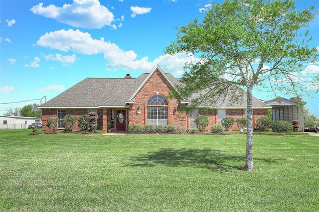 13812 Country Side Street, Santa Fe, TX 77517 (MLS #54118897) :: The SOLD by George Team
