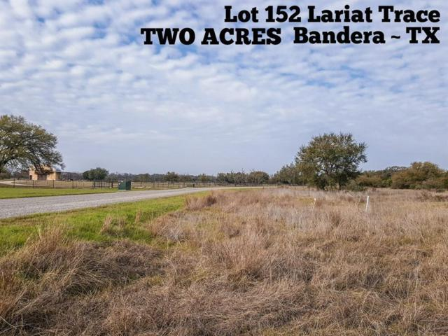 Lot 152 Lariat Trace, Bandera, TX 78003 (MLS #54122716) :: The Heyl Group at Keller Williams