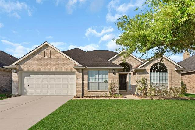 3835 Arbor Drive, Pearland, TX 77584 (MLS #54135019) :: Caskey Realty