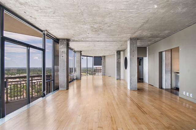 14 Greenway Plaza 28E, Houston, TX 77046 (MLS #54144017) :: The Freund Group