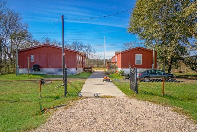 555 Pittman Road, Richmond, TX 77469 (MLS #54144439) :: The Queen Team
