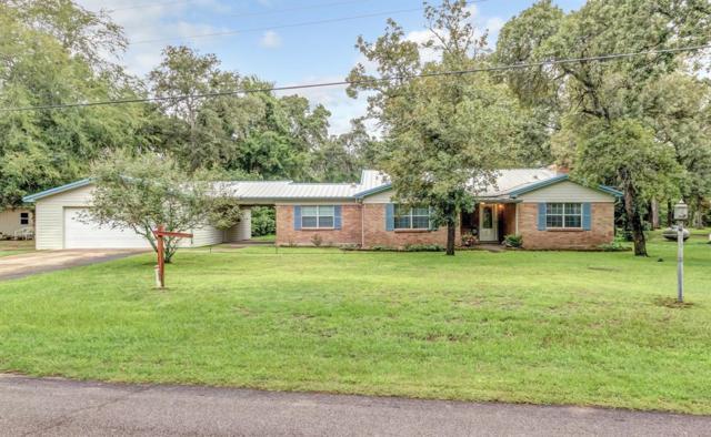 105 Golfview Drive, Hilltop Lakes, TX 77871 (MLS #54145673) :: Fairwater Westmont Real Estate