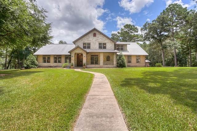 194 Tanglewood Drive, Huntsville, TX 77320 (MLS #54148536) :: My BCS Home Real Estate Group