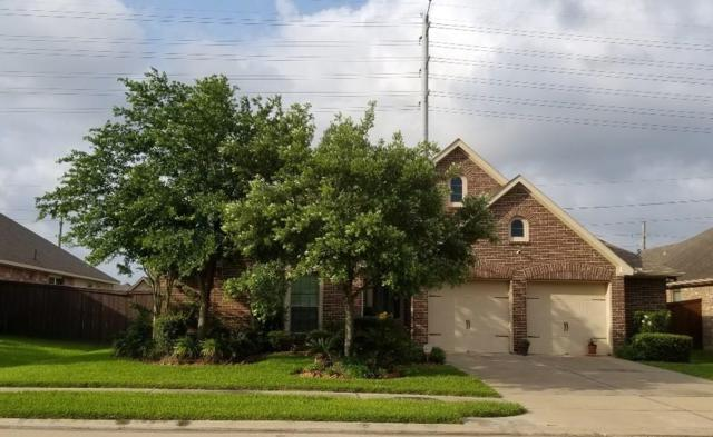13705 Rainwater Drive, Pearland, TX 77584 (MLS #54161328) :: The Bly Team