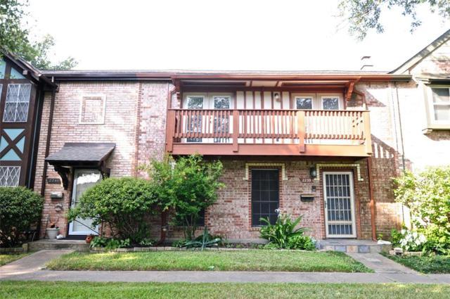 2239 Triway Lane #270, Houston, TX 77043 (MLS #54166050) :: Giorgi Real Estate Group