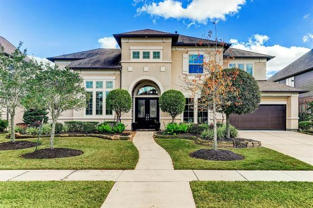 1105 Hackberry Branch Lane, Friendswood, TX 77546 (MLS #54180307) :: Christy Buck Team