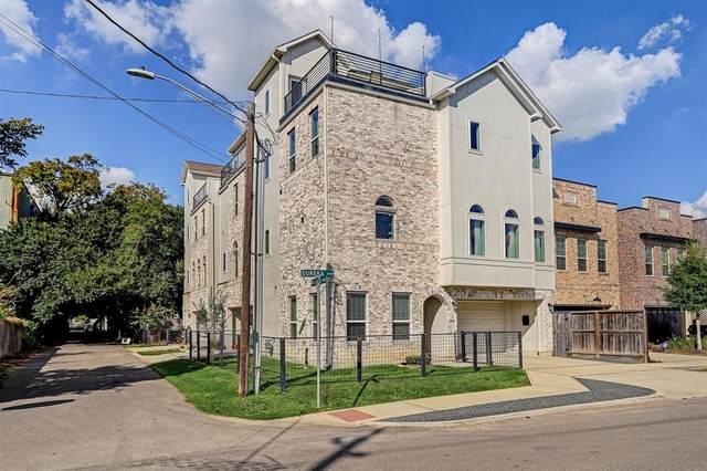 3002 Rawls Street, Houston, TX 77008 (MLS #54187388) :: Rose Above Realty