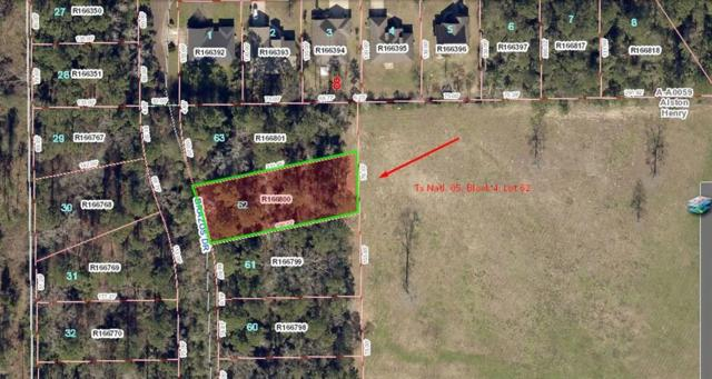 Lot 63 Brazos Drive, Willis, TX 77378 (MLS #54187683) :: Texas Home Shop Realty
