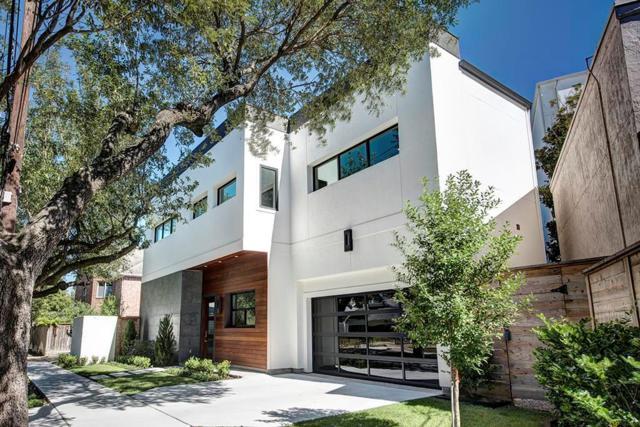1911 Ridgewood, Houston, TX 77006 (MLS #54202744) :: Glenn Allen Properties