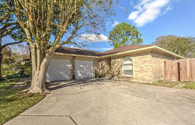 316 Baycrest Drive, League City, TX 77573 (MLS #54204603) :: Texas Home Shop Realty