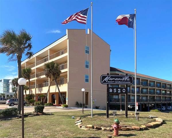 9520 Seawall Boulevard #147, Galveston, TX 77554 (MLS #54209692) :: The Bly Team