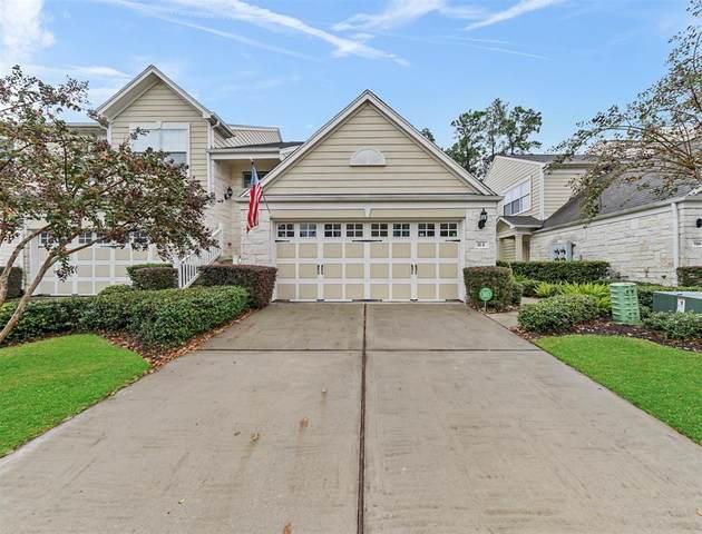 13600 Breton Ridge Street 20D, Houston, TX 77070 (MLS #54209911) :: Texas Home Shop Realty