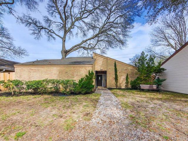 12800 Briar Forest Drive #59, Houston, TX 77077 (MLS #54213969) :: Caskey Realty