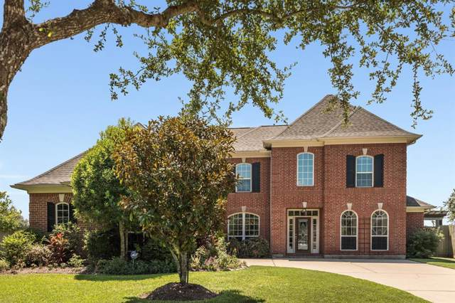 1039 Summer Cape Circle, League City, TX 77573 (MLS #54222801) :: The Bly Team