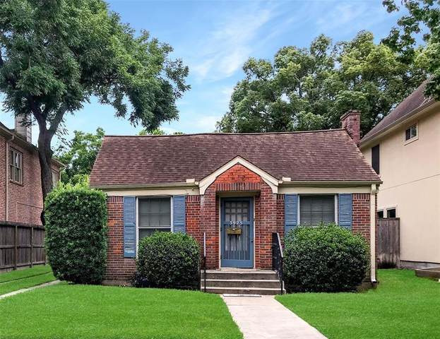 3925 Case Street, West University Place, TX 77005 (MLS #54223241) :: Bay Area Elite Properties