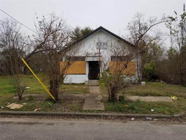 3427 Hadley Street, Houston, TX 77004 (MLS #54232066) :: Ellison Real Estate Team