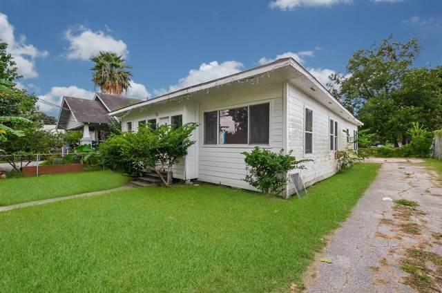 2807 Chapman Street, Houston, TX 77009 (MLS #54236478) :: Giorgi Real Estate Group