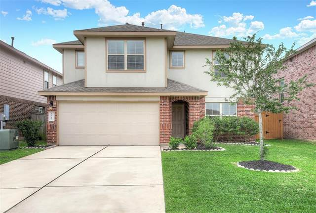 12717 Pirate Bend Drive, Texas City, TX 77568 (#54239899) :: ORO Realty