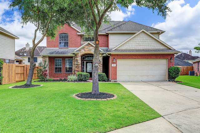 2743 Quail Dove Lane, League City, TX 77573 (MLS #54243001) :: Rachel Lee Realtor