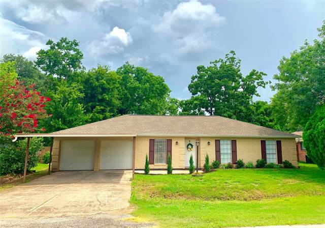 4615 28th Street, Dickinson, TX 77539 (MLS #54244663) :: Phyllis Foster Real Estate
