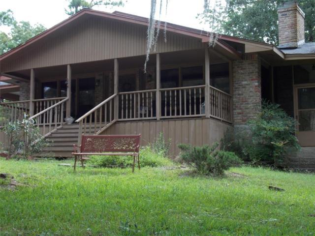 71 Castaway Lane, Coldspring, TX 77331 (MLS #54252948) :: The Heyl Group at Keller Williams