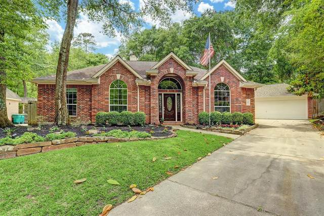 35 Vista Mill Place, The Woodlands, TX 77382 (MLS #54266605) :: Connect Realty