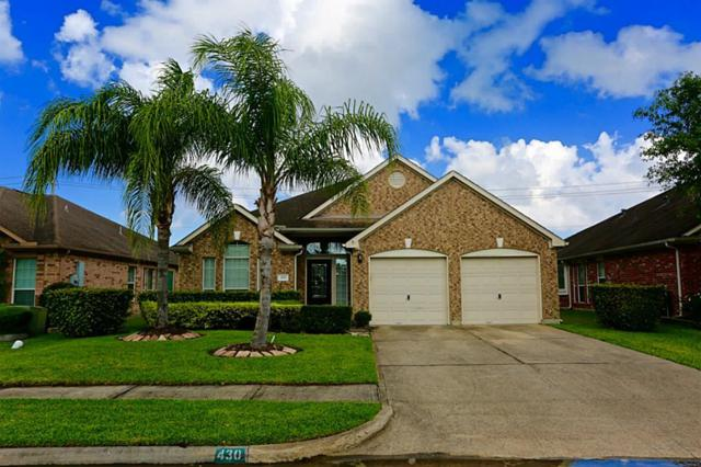 430 Twin Timbers Lane, League City, TX 77565 (MLS #54268504) :: REMAX Space Center - The Bly Team