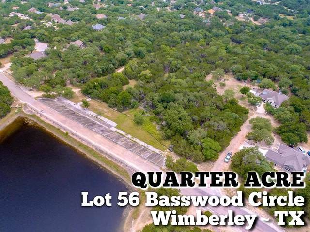Lot 56 Basswood Circle, Wimberley, TX 78676 (MLS #54275580) :: The Andrea Curran Team powered by Compass