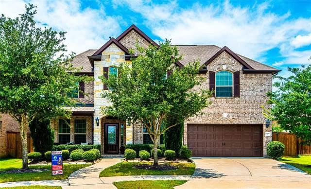 17819 Creek Bluff Lane, Cypress, TX 77433 (MLS #54279247) :: Connect Realty