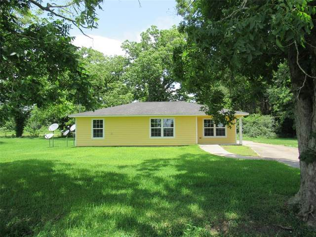 205 Old Cemetery Road, Ames, TX 77575 (MLS #54287884) :: The Home Branch