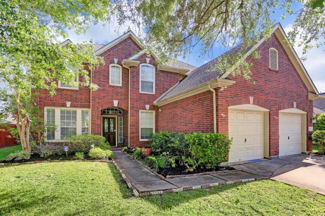 4015 Galloway Drive, Pearland, TX 77584 (MLS #54291244) :: Magnolia Realty
