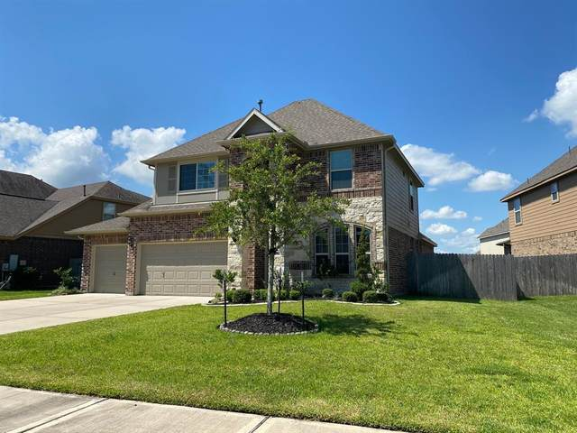 2456 Porto Way, League City, TX 77573 (MLS #54291753) :: The SOLD by George Team