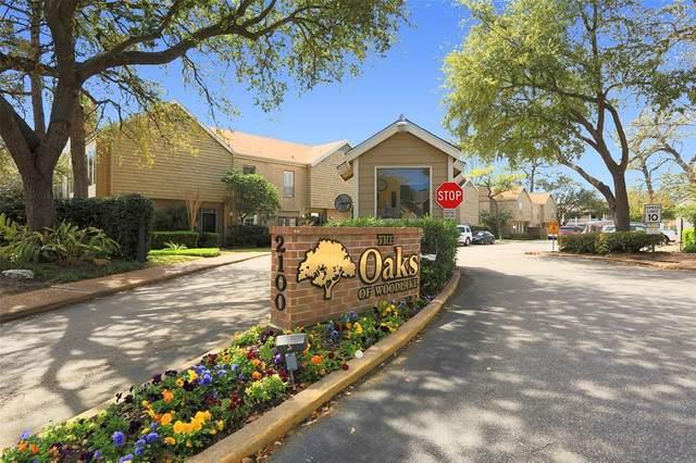 2100 Tanglewilde Street #602, Houston, TX 77063 (MLS #54294401) :: Connect Realty
