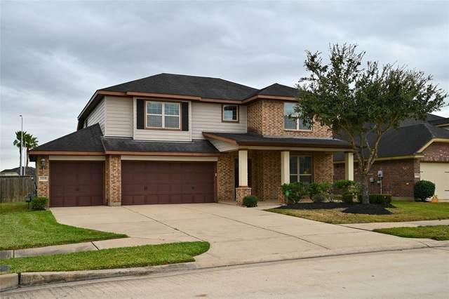 3319 Witney Way, Fresno, TX 77545 (MLS #54299864) :: Area Pro Group Real Estate, LLC