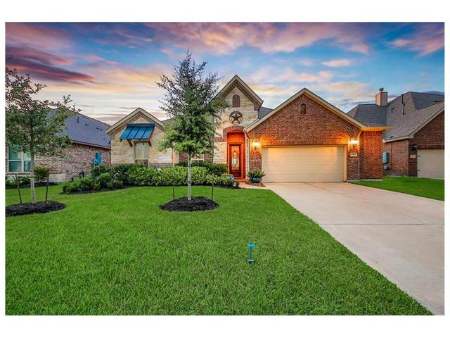 2969 Gibbons Hill Lane, League City, TX 77573 (MLS #54304000) :: The Bly Team