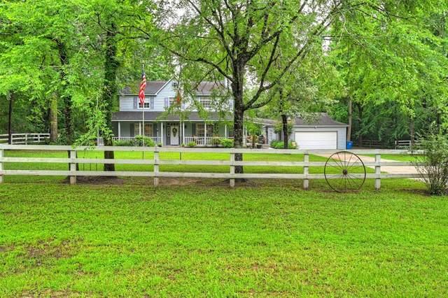 40707 Pipestone Road, Magnolia, TX 77354 (MLS #54305962) :: Ellison Real Estate Team