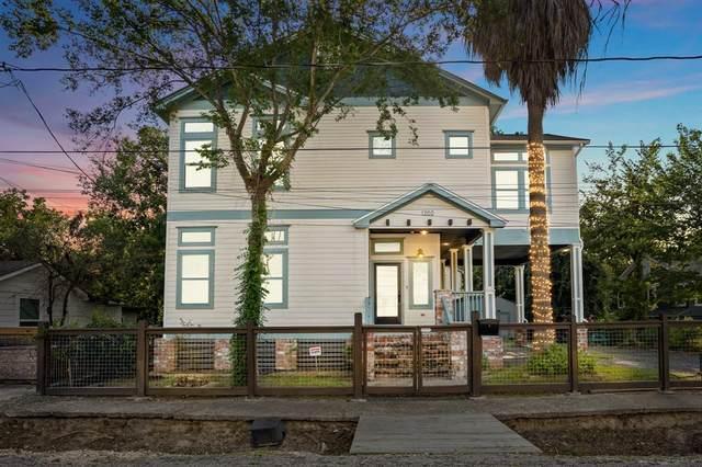 1202 Archer Street, Houston, TX 77009 (MLS #54309987) :: The Property Guys