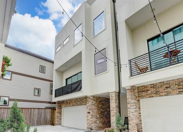 1516 Colorado Street, Houston, TX 77007 (MLS #54315059) :: Lerner Realty Solutions