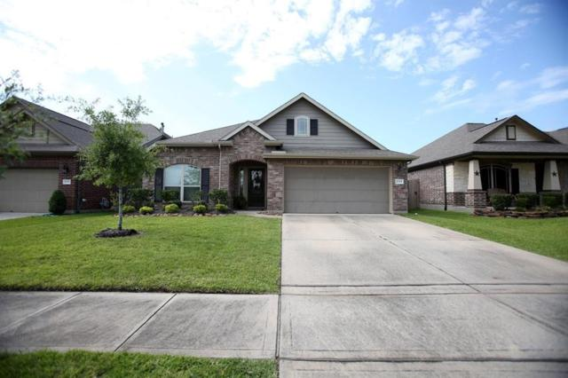 21315 Lily Springs Drive, Porter, TX 77365 (MLS #54317426) :: The Home Branch
