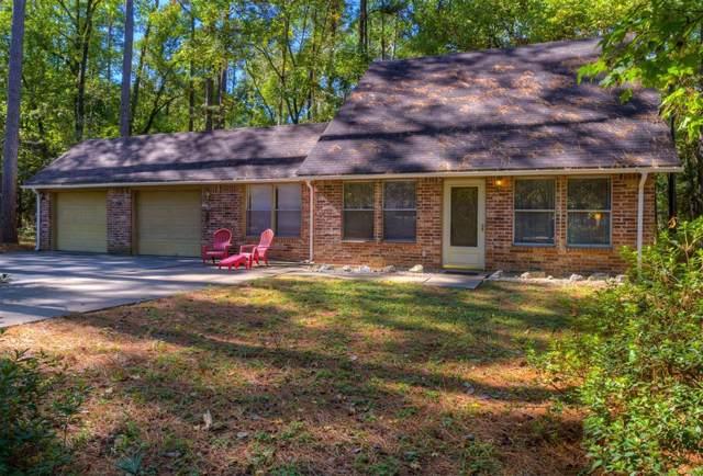 191 N Royale Greens Drive, Coldspring, TX 77331 (MLS #54322744) :: Texas Home Shop Realty