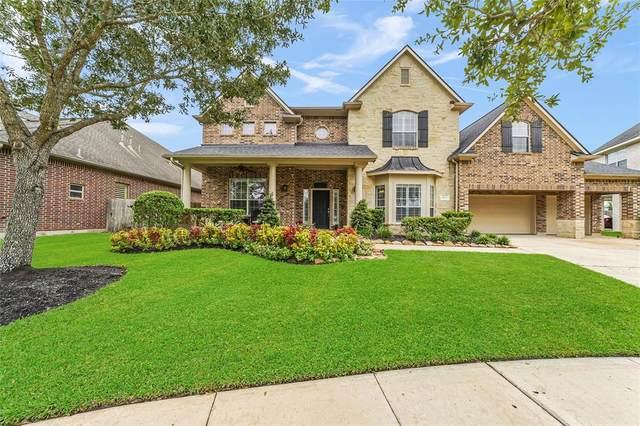 8835 Stowe Creek Lane, Missouri City, TX 77459 (MLS #54334144) :: Caskey Realty