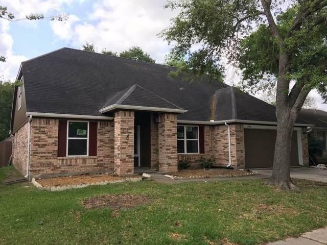 4906 Pleasant Plains Drive, Friendswood, TX 77546 (MLS #54340320) :: Bay Area Elite Properties