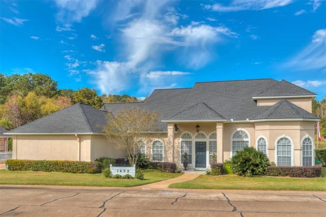 1405 W West Lake Shore Circle, Huntsville, TX 77340 (MLS #54341534) :: Mari Realty
